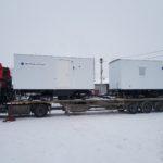 Жилые вагон дома в Иркутск