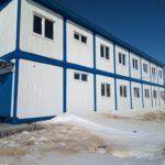 Модульное здание в Озерске