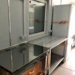 вагон дом столовая и кухня