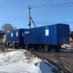 поставка вагон домов